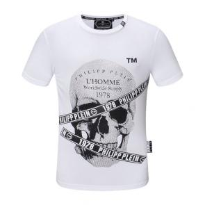 new philipp plein hommes t-shirt mummy p88102